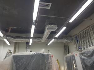 Гидроизоляция серверной на заводе Камаз