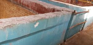Гидроизоляция полимочевиной резервуаров на Челныводоканале
