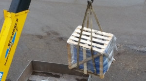 Гидроизоляция кровли оптового склада АЭЛИТА на БСИ