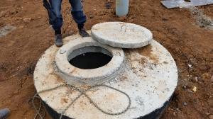 Гидроизоляция поилимочевиной резервуара для чистой воды ЧЕЛНЫ БРОЙЛЕР