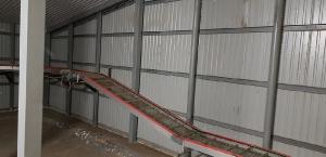Утепление пенополиуретаном стен из профлиста птицефабрики Яратель в г. Казань